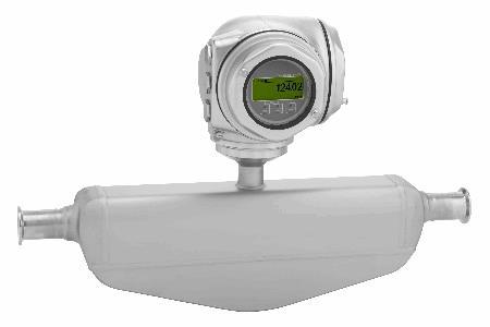 EndressHauser Updates Proline 300 Smart Flowmeters For Hygienic