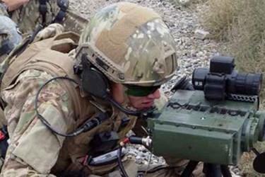 Laser Marker/Designator Tracker: Warrior PRF Decoder Module