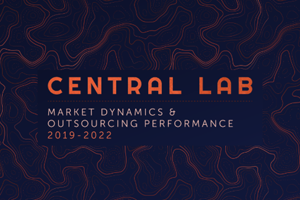 Central Lab Market Dynamics and Outsourcing Performance (2019-2022)