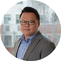 Dennis Chow, VP of Product Management, TouchBistro