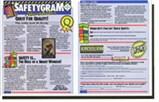 The SafetyGram Custom Newsletter