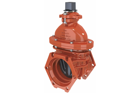 sewer pump station diagram 350psi resilient wedge gate valves  350psi resilient wedge gate valves