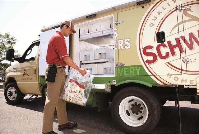 Schwan Food Truck Menu