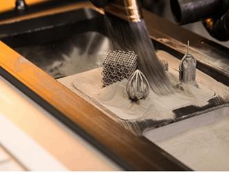 Direct Metal Laser Sintering Capabilities