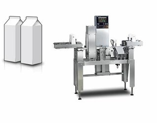 Beverage Checkweigher for Cartons