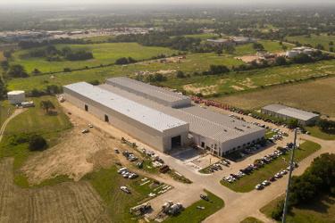 Site of Logan's PVHEX facility