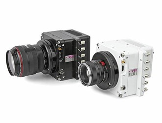 High-Speed, High-Resolution Cameras For Science, Aerospace And Media Applications: Phantom® VEO4K