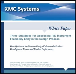 Three Strategies For Assessing IVD Instrument Feasibility Early In The Design Process