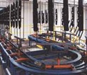 Conveyor System for Automated Paint Finishing Lines