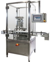 pharmaceutical vial capping equipmen