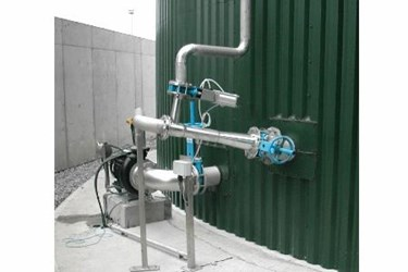 Landia's externally mounted GasMix AD digester mixing at Tullamore WWTW_.jpg