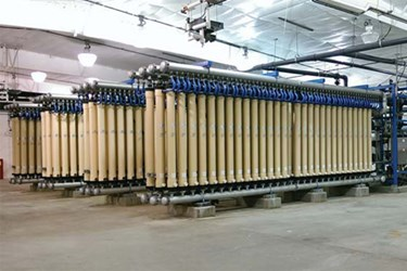 Brushy Creek, TX Improves Microfiltration Performance With Pall Services