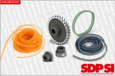 Use Posi-Drive Belts And Sprockets For Precision Belt Drive
