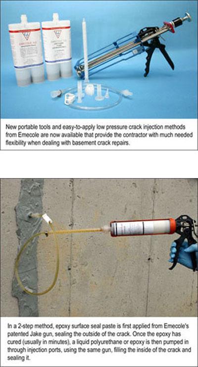 Basement Waterproofing: Don't Let Profits Slip