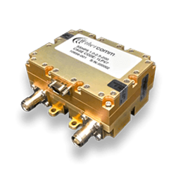 High Power Symmetrical SPDT RF Switch: SSHPS 1.00-2.50-200