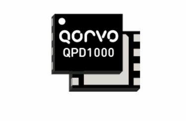 50-Ohm GaN RF Input-Matched Transistor: QPD1000