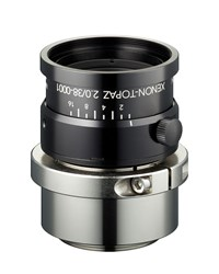"High-Resolution Xenon-Topaz Lenses For 1.1"" Sensors"