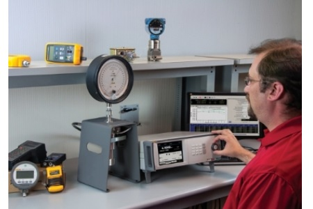 New Fluke Calibration 6270A Calibrates A Wide Range Of