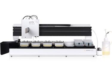 ambr 15 microbioreactor