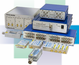 Mini-Circuits Benchtop Test Solutions Brochure