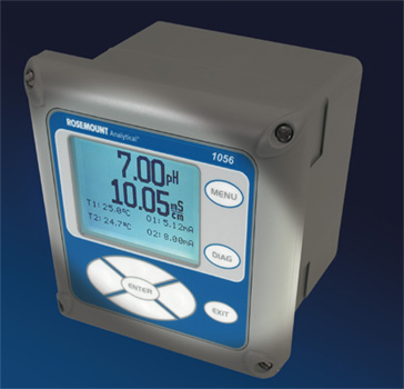 Instrumentation Analysis 1056 Dual Input Intelligent