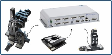 Compact 6-Axis Motion Controller For High Precision Positioning Applications In Industry And Research