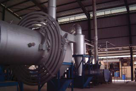 Reducing Carbon >> Coconut Shell Activated Carbon: A Green Technology