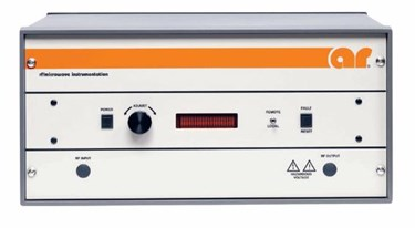 40 Watts CW 6 – 18 GHz Solid-State Amplifier: 40S6G18B