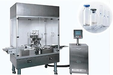 High-Speed, Micro-Weighing Powder Filling Equipment: PFL-5-AN