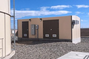 Travel Stop's New Fiberglass Utility Buildings Come Loaded With Features