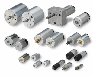 Motion Control Products: Ironcore Motors