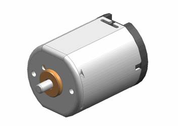 Brushless DC Motor: BN16