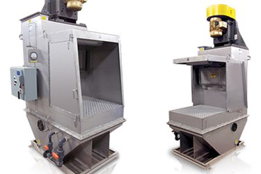 Downdraft Grinding Tables