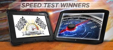 Xplore Speed Test Winners