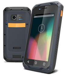 GT-500 Ultra-Rugged Handheld Device