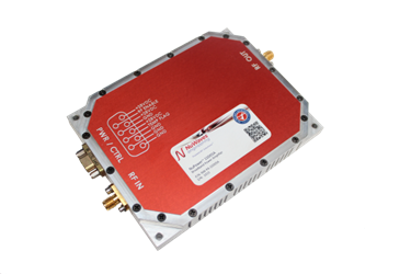 Airborne Telemetry Power Amplifier: NuPower™ L60T01