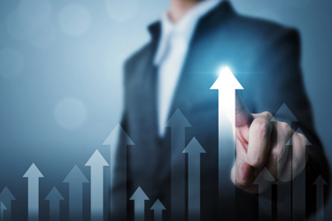 Managed service growth trending up