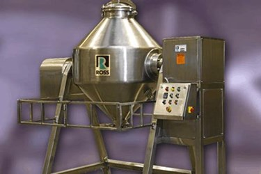 Industrial Dry Blending and Drying Equipment