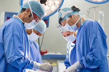 Surgeons See More With Optical Fibers