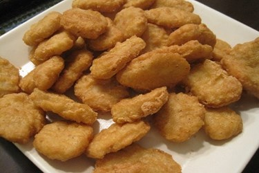 Plate Of McNuggets