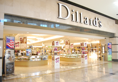 Information about Dillard's. Dillard's, Inc. (NYSE: DDS) is a department store chain in the United States, with stores in 29 states. Headquartered in Little Rock, Arkansas, Dillard's locations are concentrated in Texas and Florida.