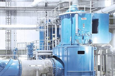 ABB Ability™ for Pmping Stations