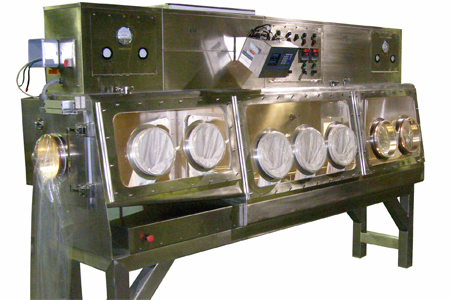 Pharmaceutical Glove Box Barrier Isolator