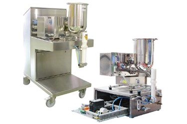 Coperion K-Tron Tablet Press Lubricant Feeder