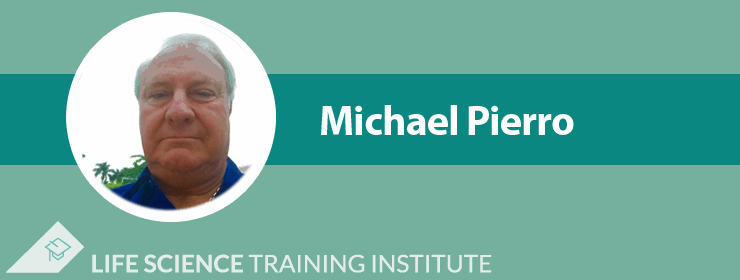 Michael Pierro Clinical GCP/SOP Training Instructor