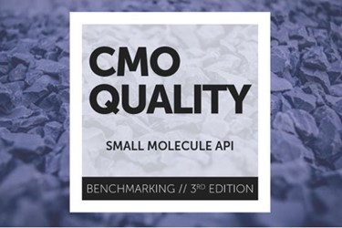 Market Research Report: Small Molecule API Contract Manufacturer Quality Benchmarking (3nd Edition)