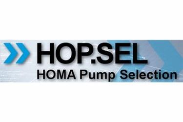 HOP.SEL HOMA Pump Selection