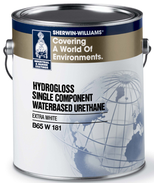 Sherwin-Williams Introduces Hydrogloss™ Waterbased ...