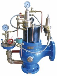 Pneumatic Dynamic Lifter Relief Valve