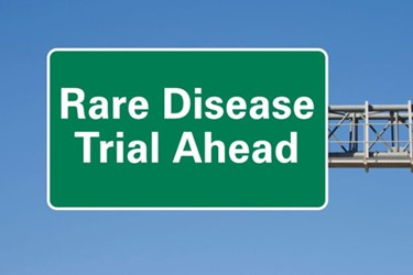 Rare Disease Trial Ahead